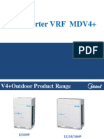 V4Plus VRF English- Features and Advantages