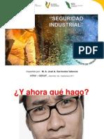 Curso de Seguridad Industrial Unidad I