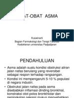 OBAT-OBAT  ASMA