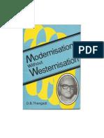 modernisatiowithoutwesternisation