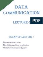 DC Lec 2 (Key Terminologies)