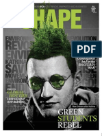 SCA magazine SHAPE 4 2011 focuses on growing markets