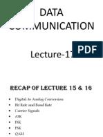 DC-Lec-17 (Analog to Analog)