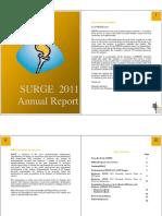 Surge Report