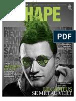 SCA magazine SHAPE 4 2011 - French