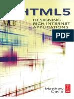 HTML5 Web Designer