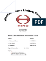 Hino-Pak Motors Limited