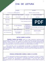 Fundamentos de Agronegócios (Ficha de Leitura)