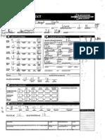 Delkor Character Sheet Retired