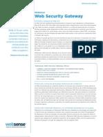 Datasheet -Web Security Gateway - Espanol - Mayo 2009