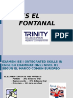 Ies El Fontanal Trinity