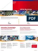 Catia v5 Machining Brochure