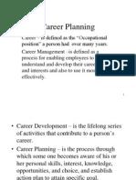 Career Planning GL