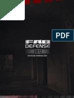 Fab Tactical Catalog 2012