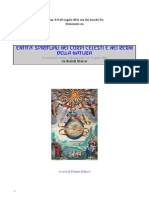 Seminario -Entità spirituali nei corpi celesti e nei regni della natura -Siena 8-9-10 Luglio 2011