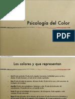 Psicologia Del Color David Bonilla Medina