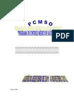 PCMSO-MODELO