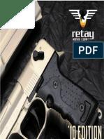 Retay Arms Catalog 2010