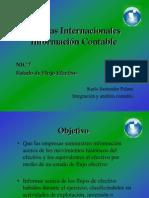 Normas Internacionales Información Contable