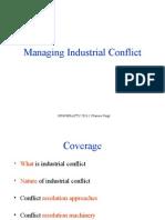 Managing Industrial Conflict[1]
