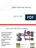 Integration Between Agile PLM and SAP 2011-04-04 v1