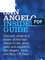 San Angelo Insider Guide 2012