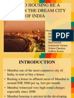 Aarush Group Presentation Would Housing Be a Dream in the Dream