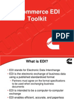 ECommerce Supplier EDI Toolkit