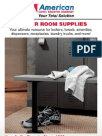 Locker Room Supplies Sale