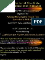 FUTA Private Universities
