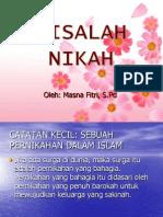 RISALAH NIKAH