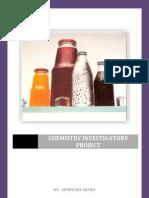 Chem Project ASHUTOSH