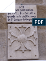 2006 Diario Cammino da Le Puy en Velay