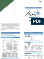 NEC Xen Topaz User Manual