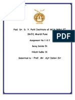 Assignment on Indian Institute of Management