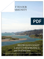 Summer 2007 Redwood Coast Land Conservancy Newsletter