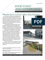 Summer 2011 Redwood Coast Land Conservancy Newsletter