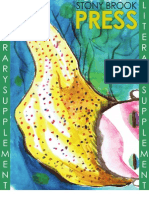 The Stony Brook Press - Volume 33, Issue 6/7, Web Literary Supplement