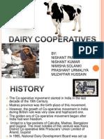 Dairy Cooperatives