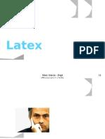 Aprende Latex