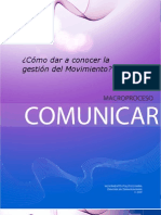 Manual Del Macroproceso Comunicar 18-03-09