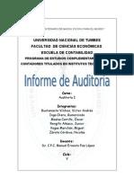 Auditoria 2011