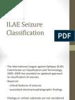 Seizure Updated ILAE Classification