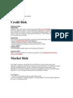 IFSB Risk