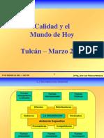 Calidad y El Mundo de Hoy_Mar2011
