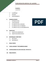 Proyecto de Mecanizacion Agricola Algodon