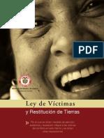Cartilla Ley de Victimas