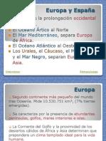 Europa y España