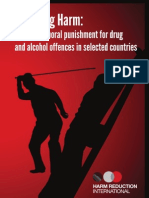 Inflicting Harm_Judicial Corporal Punishment for Drug and Alcohol_HRI_2011