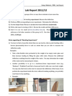 FE Lab Report 2011 12